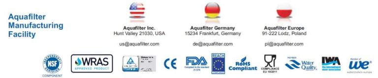 Aquafilter Manufacturing Facility